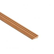 Hardwood Barrell Mould 12mm x 34mm x 2.4m