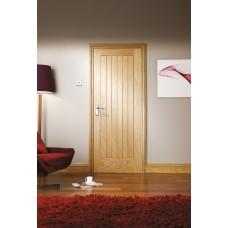 Suffolk Unfinished Oak Internal Door