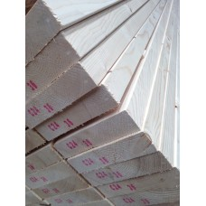 Untreated Eased Edge Carcassing 47mm x 150mm
