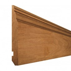 Oak Classic Skirting 20mm x 119mm x 3.6m