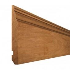 Oak Classic Skirting 20mm x 169mm x 3.6m