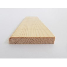 Softwood Skirting Pencil Round 19mm x 125mm x 4.2m