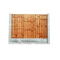 Heavy Duty Featheredge Panel
