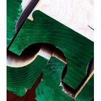 Wooden Gutter 100mm x 150mm