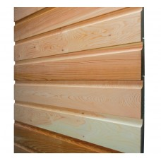 Western Red Cedar Offset Ex 25mm x 150mm (19mm x 140mm Finished Size)