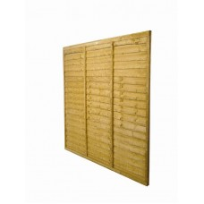 Lap Fence Panel 6' x 3'