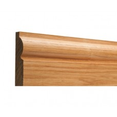 Oak Torus Architrave 20mm x 69mm x 2.4m