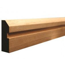 Oak Modern Architrave 20mm x 69mm x 2.4m