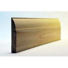 Softwood Skirting Ovolo 25mm x 225mm