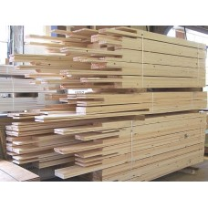 Planed Whitewood 25mm x 275mm